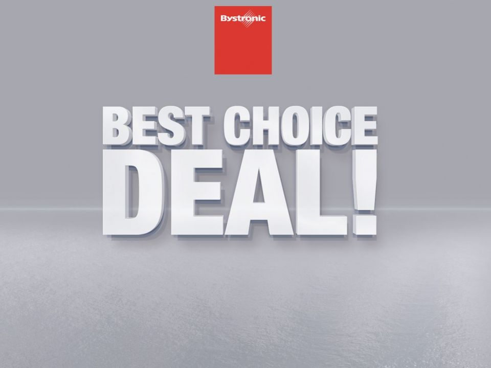 BEST CHOICE DEAL !